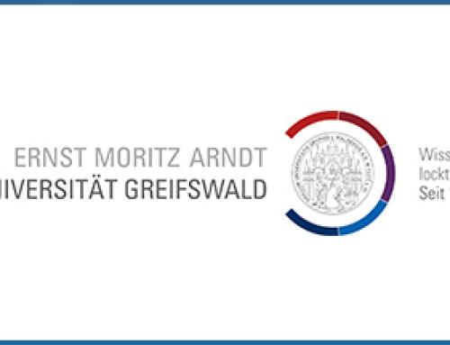 Ernst Moritz Arndt Universität Greifswald